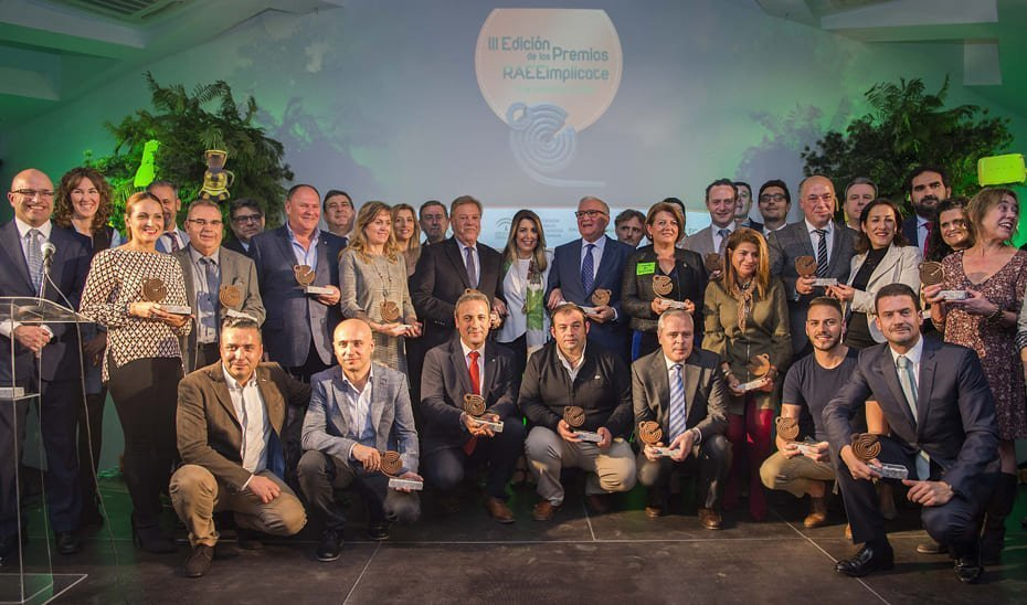 Idea Gálvez - Premios RAAE Implícate 2018
